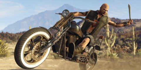 Bikers Update, Rockstar