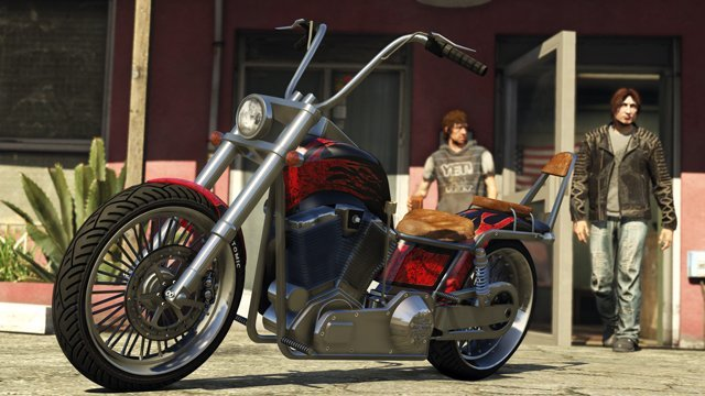 Grand Theft Auto Online Bikers Update