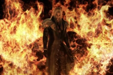 Final Fantasy, Sephiroth