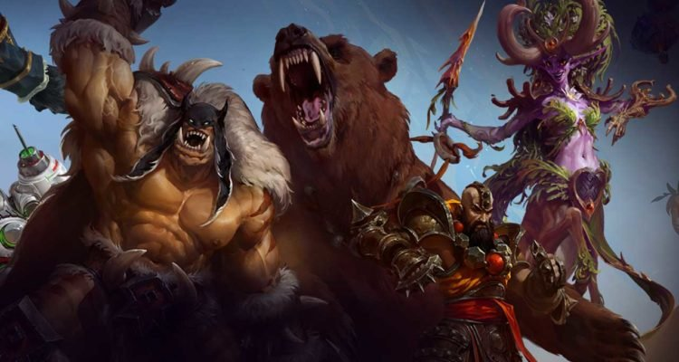 Heroes of the Storm Heroes Brawl