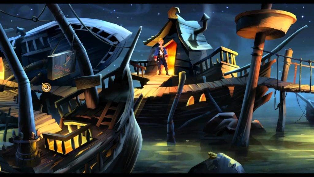 Monkey Island 2 Special Edition Steam Retro
