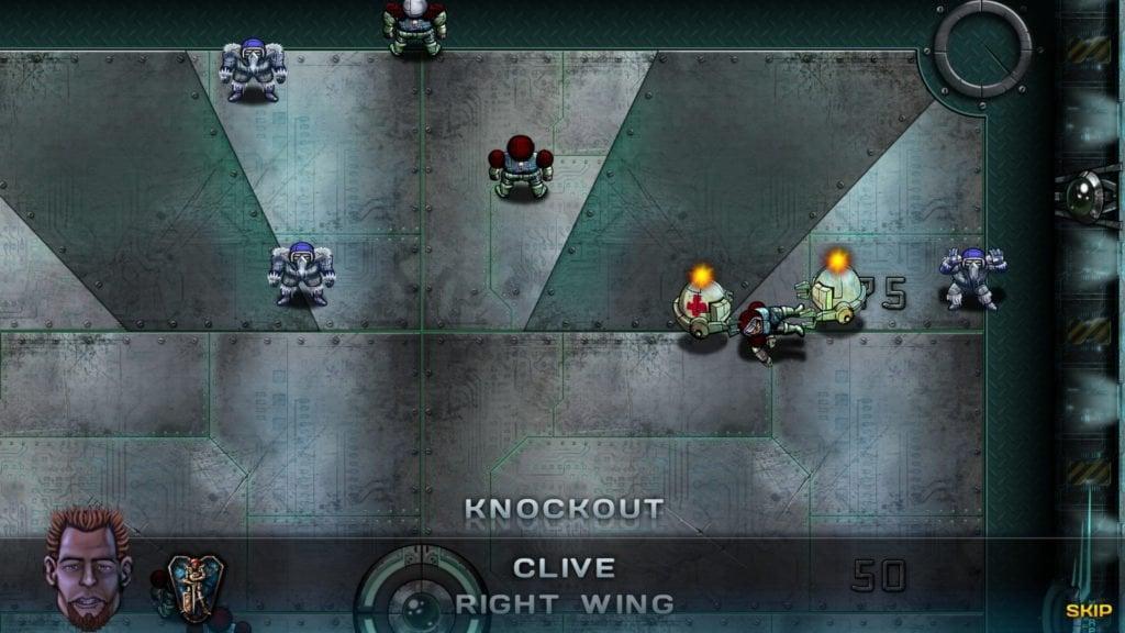 Speedball 2 HD Steam Retro