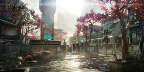 Titanfall 2 Angel City