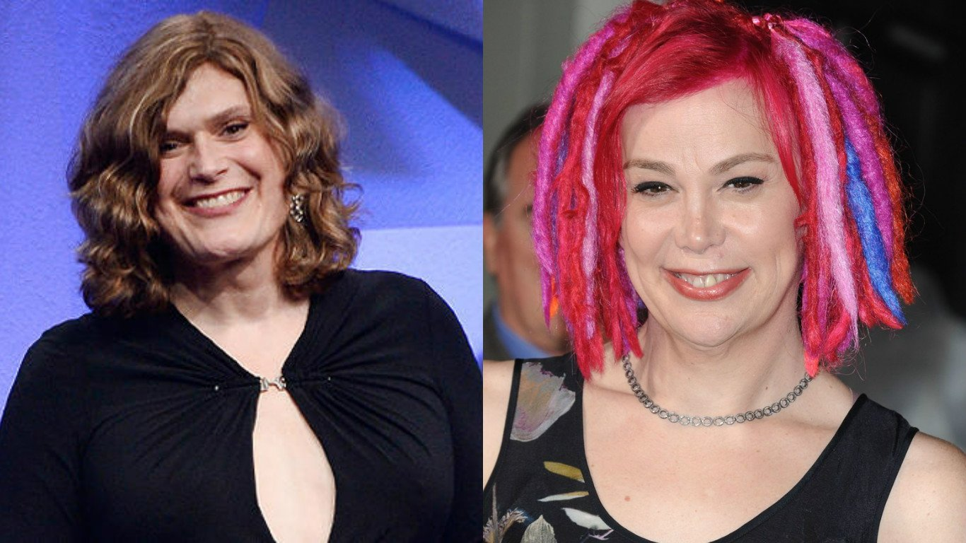 The matrix is an allegory for being transgender, according to director lilly wachowski