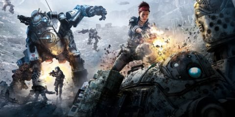 Respawn, FPS, Titanfall