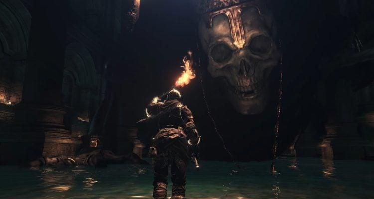 Dark Souls 3 Wolnir