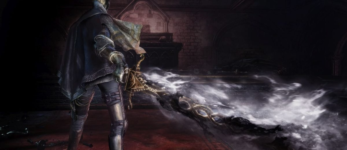 Ashes of Ariandel may link Dark Souls 3 to Bloodborne