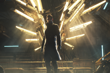 Deus Ex: Mankind Divided awesome