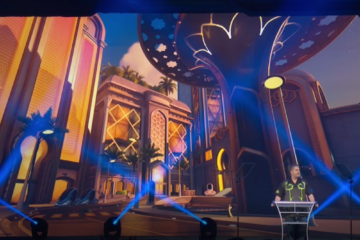 Overwatch BlizzCon Oasis