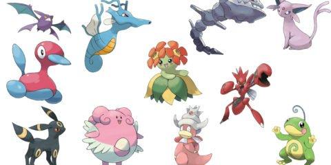 Pokemon GO Johto