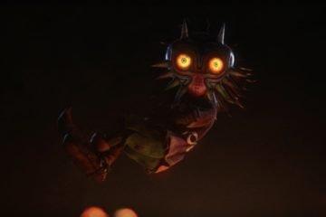 Zelda Majora's Mask Terrible Fate Fan Film
