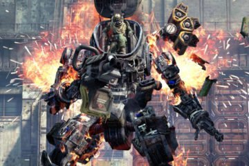 Titanfall 2 self-destruct