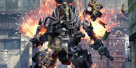 Titanfall 2 self-destruct
