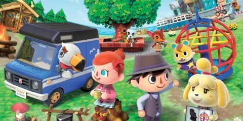 Animal Crossing New Leaf Update