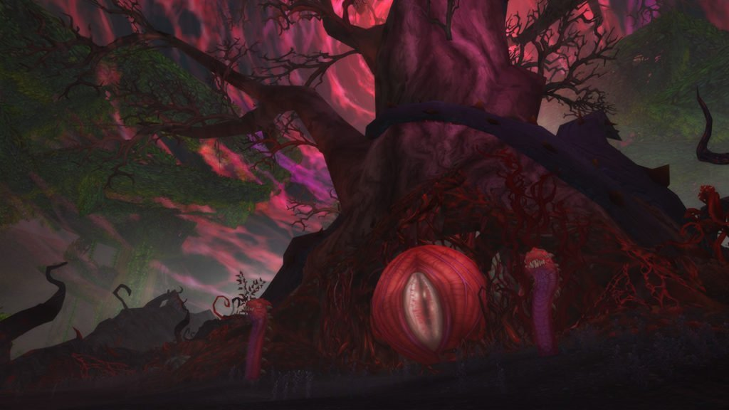 Emerald Nightmare (Il'gynoth, The Heart of Corruption)