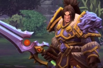 Heroes of the Storm Varian