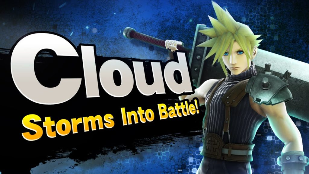 Cloud Super Smash