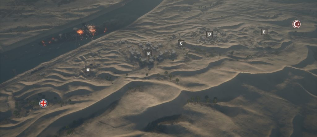 Battlefield 1 Suez