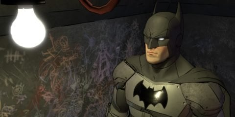 Batman- The Telltale Series Episode 5 City of Light