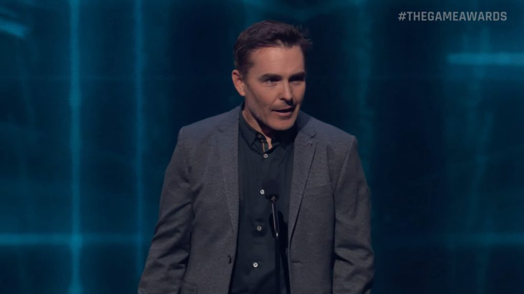 Game Awards Nolan North