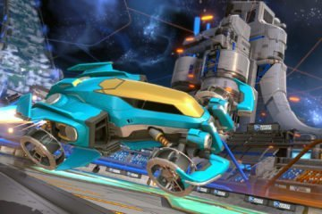 Rocket League Starbase ARC VULCAN