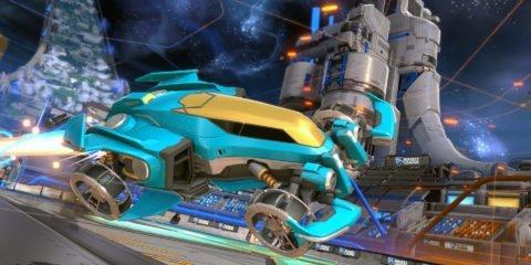 Rocket League Starbase ARC VULCAN