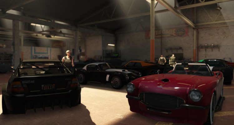 GTA Online Import/Export