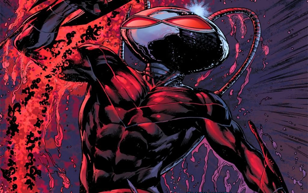 Black Manta Injustice
