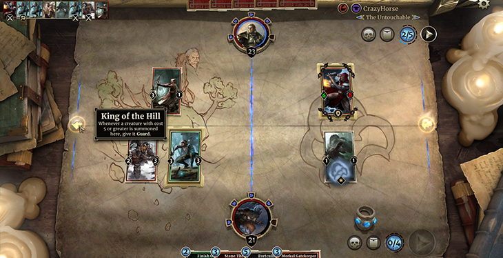 Elder Scrolls: Legends Chaos Arena