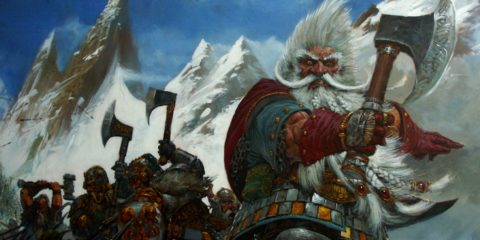 Total War: Warhammer Grombrindal