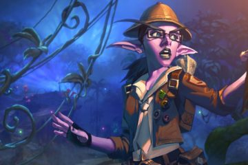 Hearthstone Journey to Un'Goro