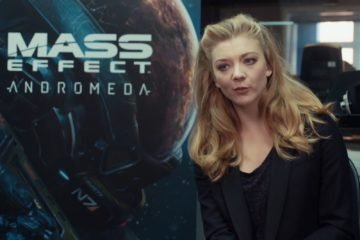 Mass Effect Natalie Dormer