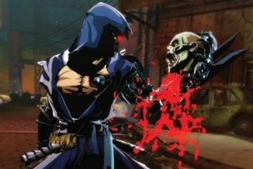 Yaiba Ninja Gaiden Z Koei Tecmo