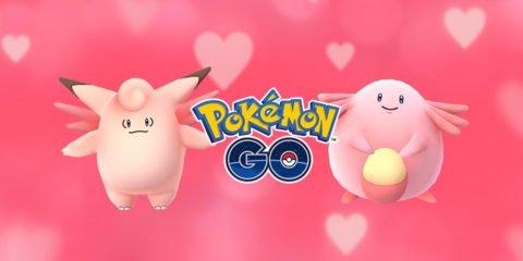 pokemon go valentines