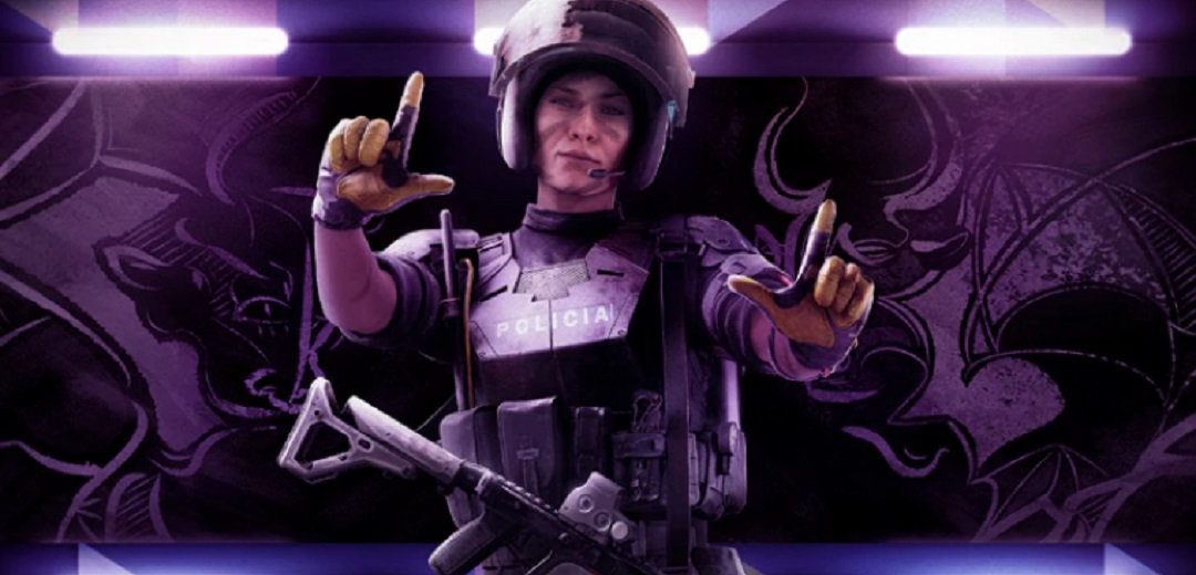 A new Operator, Mira, has been revealed for Rainbow Six
